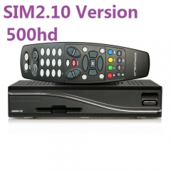 HD receiver 500HD 400Mhz sim2.10 Version