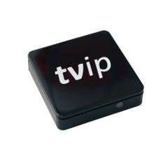 TVIP 410 Double System Linux &Android 4.4 support H.265 1920x1080 IPTV Set Top Box of TVIP Box