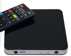 TVIP 605 4K with Dual wifi s-box IPTV 4K HEVC HD Android 6.0 Multimedia Stalker Streamer tv box