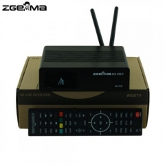Zgemma i55 Plus H.265 HEVC 4K UHD Linux Enigma2 Client IP Box / IPTV QT Stalker Digital Receiver with WiFi