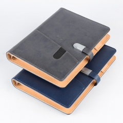 Rinsfox Wireless Fast Charger Universe All-In-One Planner Book