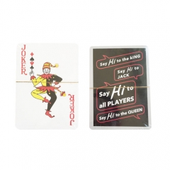 Promotional Playing Cards