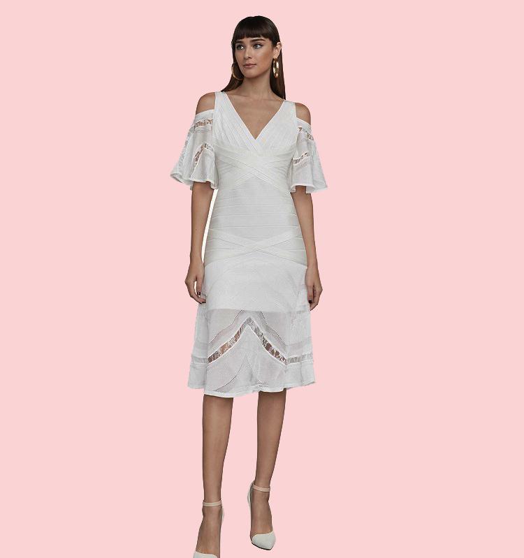 Bandage Party Dress