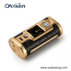 YIHI SXmini G Class Luxury Golden 200W Box Mod with SX550J-L