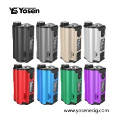Dovpo Topside Dual 200W TC Top Fill Squonk Box Mod