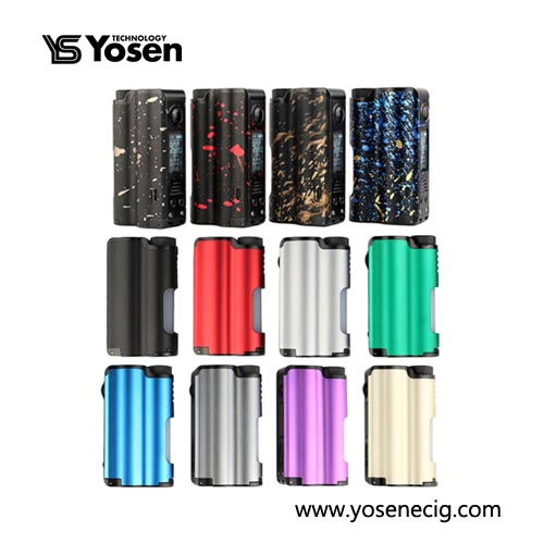 DOVPO Topside 90W 21700 Top Refill Squonk Mod