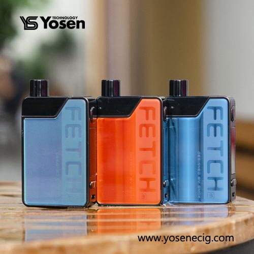 SMOK Fetch Mini 1200mAh 40W VW AIO Kit