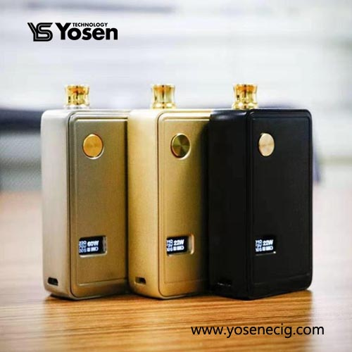 Think Vape Zeta 60W AIO Pod System Kit 18650