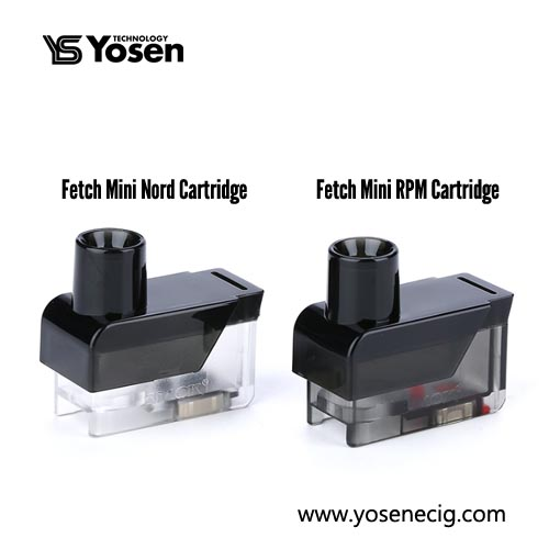 SMOK Fetch Mini Empty Cartridge 2pcs/pack