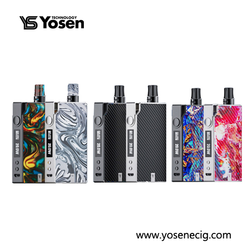 Vaporesso Degree 30W Pod System Kit With 950mAh Battery