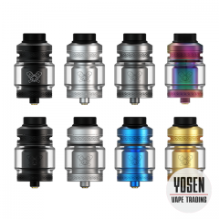Hellvape Dead Rabbit V2 RTA Styled 25mm Rebuildable Dual Coil Tank Atomizer
