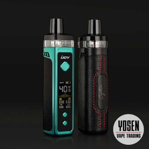 IJOY Captain 1500 40W Pod Kit Vape Device With 1500mAh Built-In Battery
