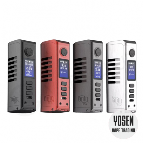 Dovpo Odin Mini Evolv DNA75C 75W 21700 Vape Box Mod