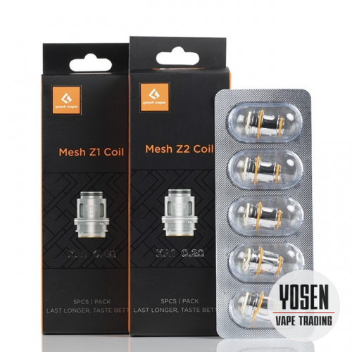 Geekvape Zues Subohm Tank Replacement Mesh Coil 5pcs/pack