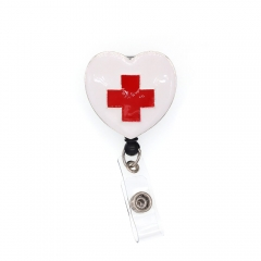 Medical Care  ID Badge Reel