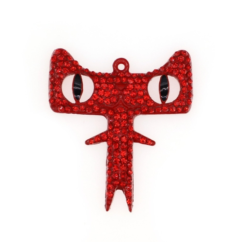 Red Cat Pendant