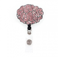 Smart Brain ID Badge Reel