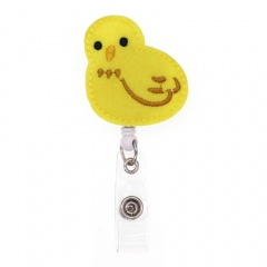 Felt Badge Reel