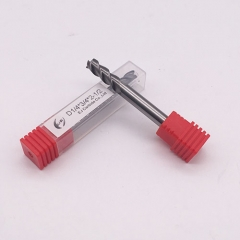 1/4 inch carbide end mill for aluminum