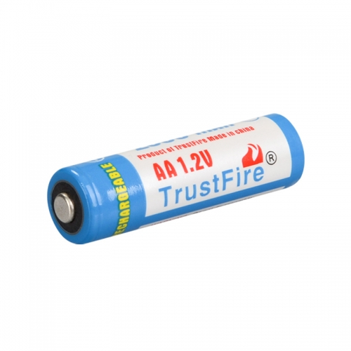 TrustFire AA 14500 2500mAh 1.2V Ni-MH Recharbeable Battery (4PCS)