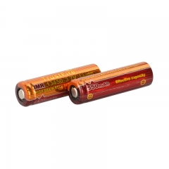 TrustFire IMR 13450 550mAh Lithium-ion 3.7V High Drain Recharbeable Battery (2PCS)