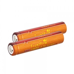 TrustFire IMR 14650 950mAh Lithium-ion 3.7V High Drain Recharbeable Battery (2PCS)