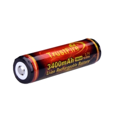 TrustFire 18650 3400mAh Li-ion Recharbeable Protected Battery (1 pc)