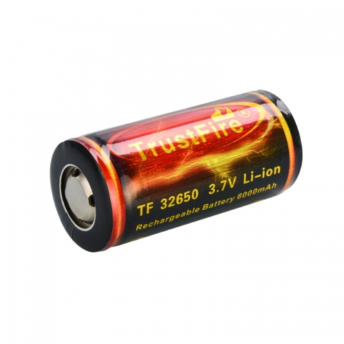 TrustFire 32650 6000mAh Li-ion Recharbeable Protected Battery (1 pc)
