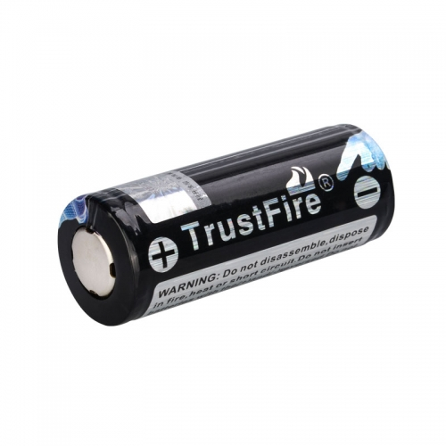 TrustFire 26650 4000mAh Li-ion Recharbeable Protected Battery (1 pc)