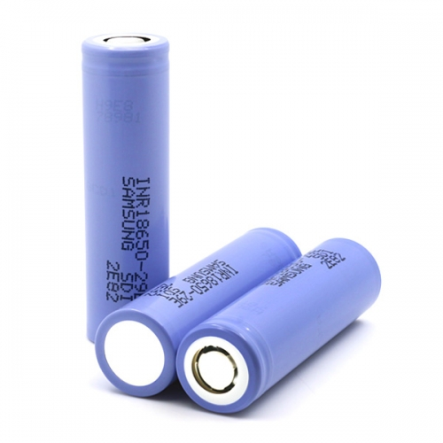 Samsung INR 18650 29E Power Battery 2900mAh Li-ion Recharbeable Battery