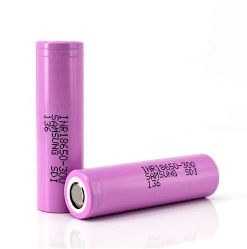 Samsung INR 18650 30Q Power Battery 3000mAh Li-ion Recharbeable Battery