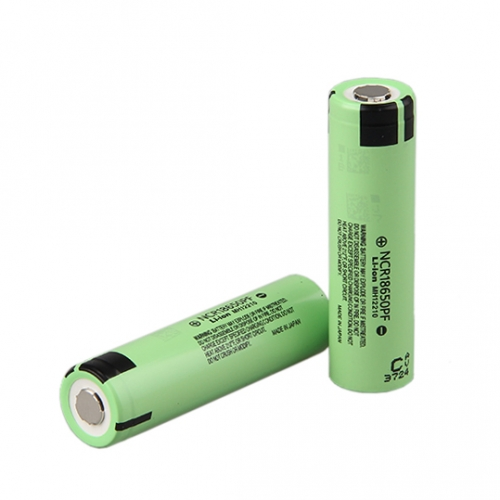 Panasonic NCR18650PF Power Battery 2900mAh Li-ion Recharbeable Battery