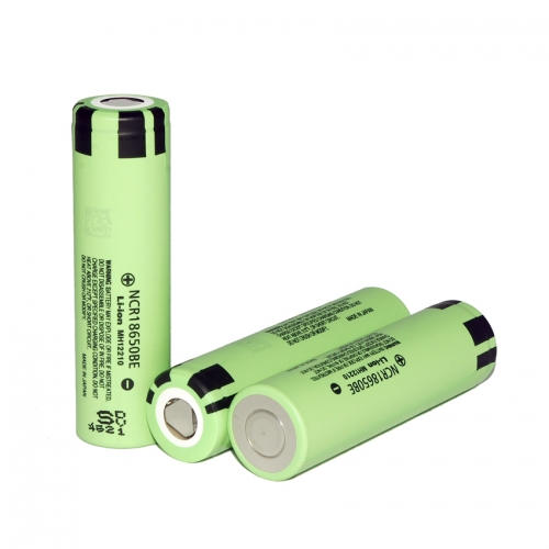 Panasonic NCR18650BE Battery 3200mAh Li-ion Recharbeable Battery