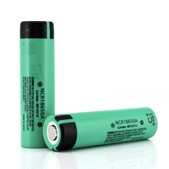 Panasonic NCR18650A Battery 3100mAh Li-ion Recharbeable Battery