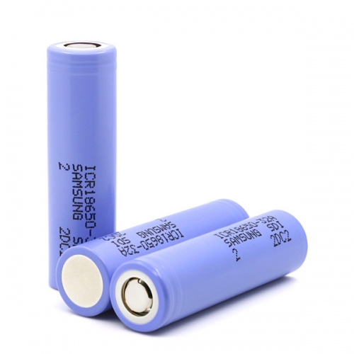 Samsung ICR 18650 32A Battery 3200mAh Li-ion Recharbeable Battery