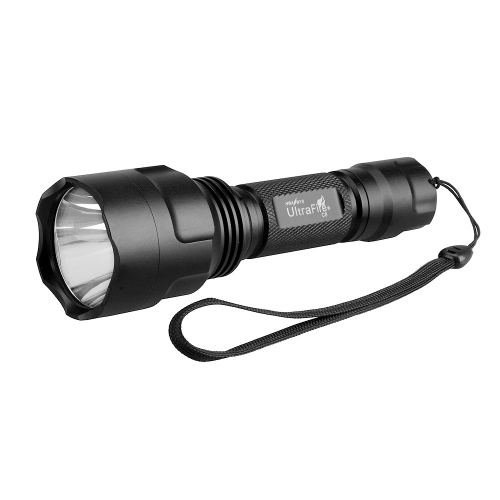 UltraFire Classic C8 CREE XM-L2 LED U3 5 Mode White Bright Flashlight Torch