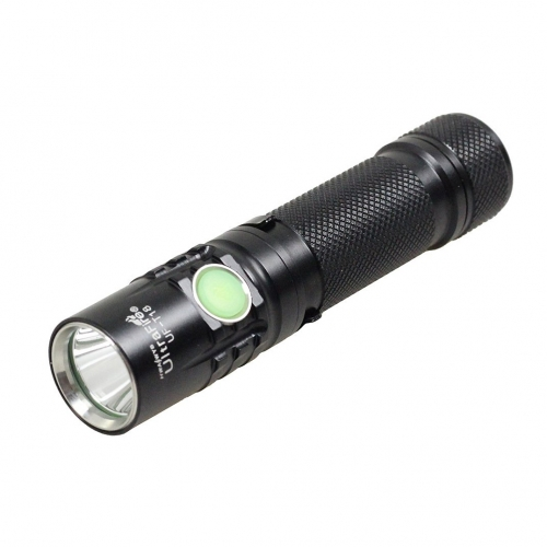 UltraFire UF-T18 CREE XP-L V6 LED 600lm 1x18650 LED Flashlight Torch