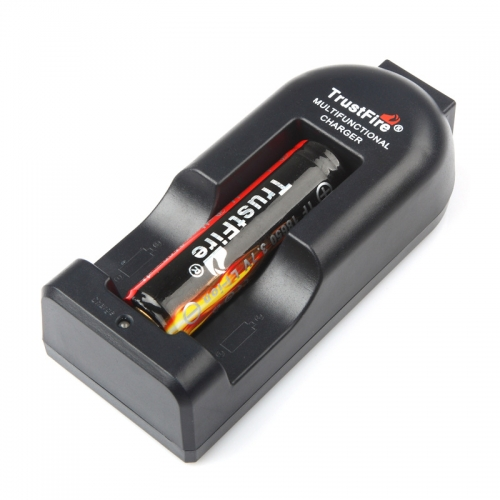 TrustFire TR-002 Rechargeable Li-ion Battery Charger for 10440 14500 17670 18500 18650