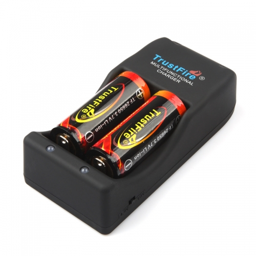 TrustFire TR-006 Rechargeable Li-ion Battery Charger