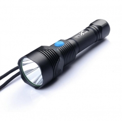 TrustFire J8 CREE XM-L2 T6 1000 Lumens Waterproof LED Flashlight 3 Modes 18650 Rehargeable Outdoor Hiking Hunting Camping LED Torch