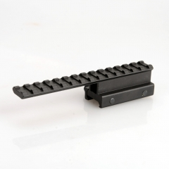 Aluminum Alloy 21mm Gun Mount Bridge Rail for Scope
