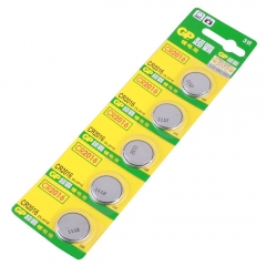 50 pcs of GP CR2016 DL2016 3V Lithium Button Cell Battery