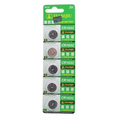 50 pcs of 3V Lithium Coin Cells Button Battery CR1632 LM1632 BR1632 ECR1632 DL1632 EE6224