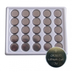 20 pcs of 3V Lithium Coin Cells Button Battery ECR2032 CR2032 DL2032 KCR2032 EE6281