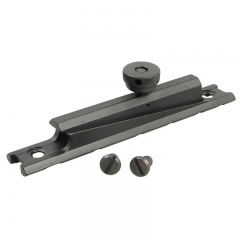 Aluminum Alloy Weaver Rail M4 AR15 M16 Mount Scope 21mm Rail for Hunting Gun Rifle Quick Release