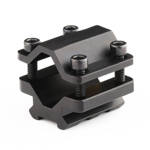 Aluminum Alloy 12~17mm Rifle Barrel Mount with 21mm Diameter Rail
