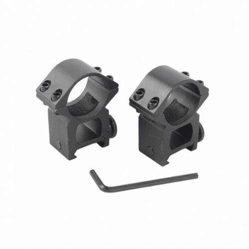 High QD Gun/Laser/Flashlight Mount 25mm Ring For Standard Weaver 21mm Rail with Couple Screw