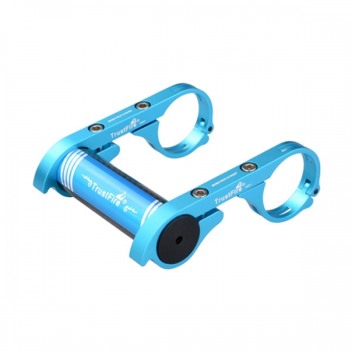 Bicycle MTB bike Cycling handlebar New TrustFire HE01 extensions mount extender holder Light Lamp Flashlight Bracket
