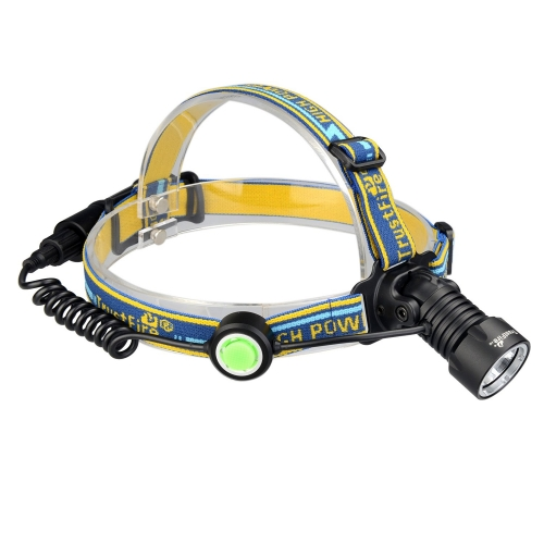 TrustFire H2 420 Lumens 3 Mode Head Lamp Light for Outdoor Camping Fishing Hiking