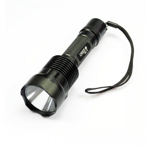 UltraFire Classic C12 CREE XM-L2 LED U3 5 Mode White Bright Flashlight Torch